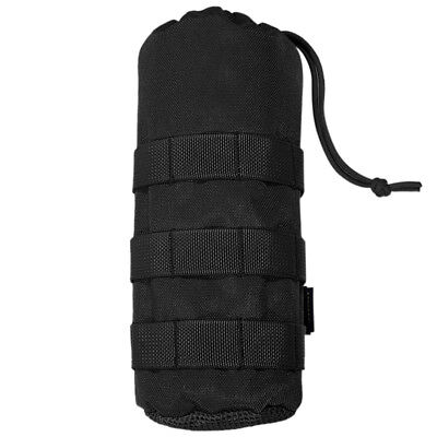 Flyye Military Combat Water Bottle Carrier MOLLE System Army Pouch Cordura Black