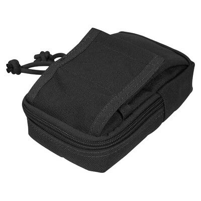 Flyye Tactical Mini Waist Pack Edc Small Bag Utility Pouch Airsoft Molle Black