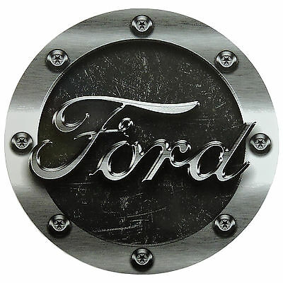Licensed Ford 9970 Gas Tank Decal Stick On Sticker Chroma Graphics Car Truck New