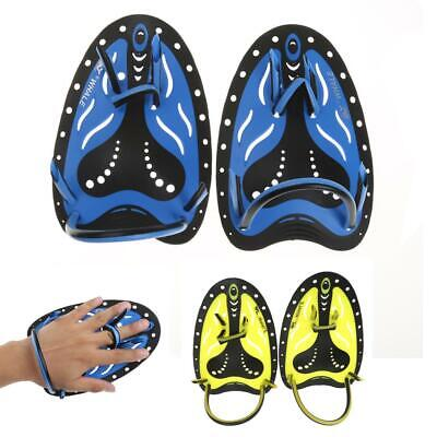 Durable Silicion Swimming Hand Paddles Fins for Resistance Swim Training