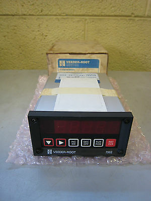 New Veeder-Root 7962 796205-200 Digital Tachometer Rate Ratio Time Indicator