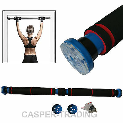 Exercise Fitness Door Gym Push Pull Up Sit Chin Up Bar Iron Abs Workout For Home