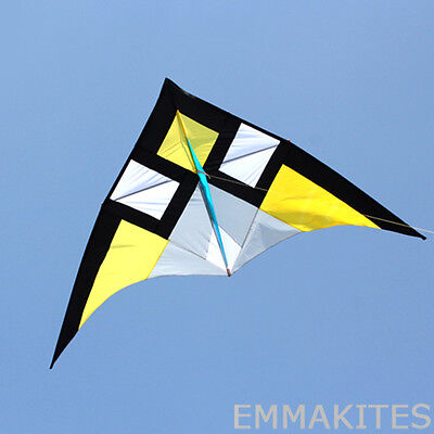 2.7M Opera Single Line Delta Kite Easy to Fly for Beginner Players Outdoor Sport