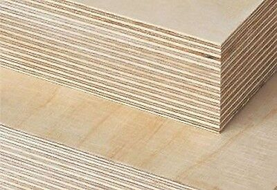 Birch Plywood –Superior BB Grade WBP Birch Plywood Sheets 1200 x 2400 x 18mm