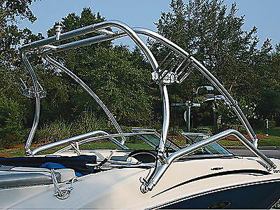 Wakeboard Towers Xcite Mustang Polished Wakeboard Tower