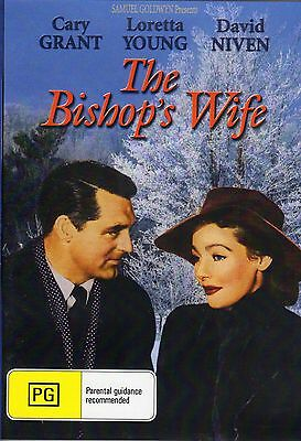 Bishops Wife, The - Cary Grant & Loretta Young  New All Region Dvd