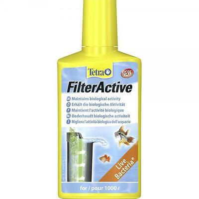 TETRA Filtre actif 250ml - Aquariums bio-conditionneur