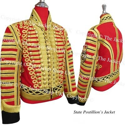 Royal Household Postillion's State Jacket