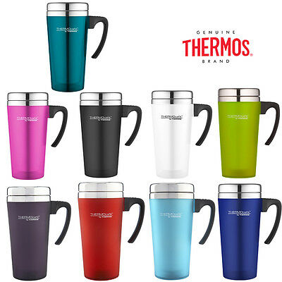 Thermos Thermocafe Zest Range Travel Mug Tea Coffee Thermal Cup