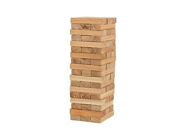 Jenjo Giant Premium Wood Block Game Free Shipping 63cm