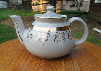 Hall China NEW YORK TEAPOT, ADDISON GRAY...2-CUP...reducing PREMIER collection!