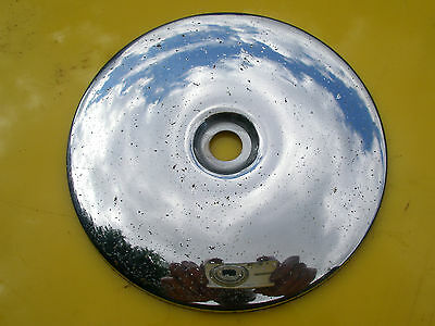 Mz Ts 250-250/1 Used Chrome Air Box Cover