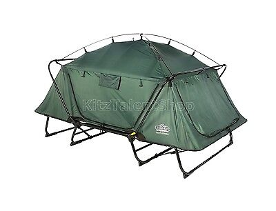 Portable Camping Tent Bed Cot Room Durable Outdoor Hiking Sleeping Travel w/ Bag