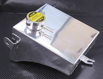 S13 S14 S14a S15 Coolant Water Expansion Tank Header Aluminium Alloy Radiator