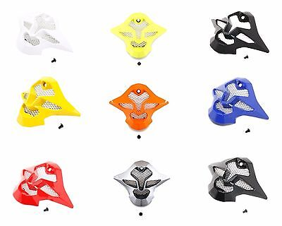 Shoei VFX-W Off-Road Replacement Helmet Mouthpiece - All Matte/Glossy Colors