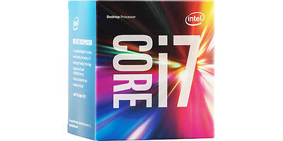 INTEL® CORE™ I7-6700 Processor 8M Cache 3.4GHZ Base 4GHZ Turbo FC-LGA14C LGA1...