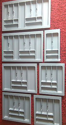 Kitchen Cutlery Trays Drawers Blum Tandembox Inserts