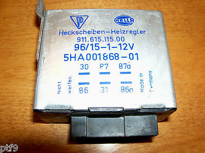 Genuine Porsche 911/930/964 (70 - 94) Defroster Relay