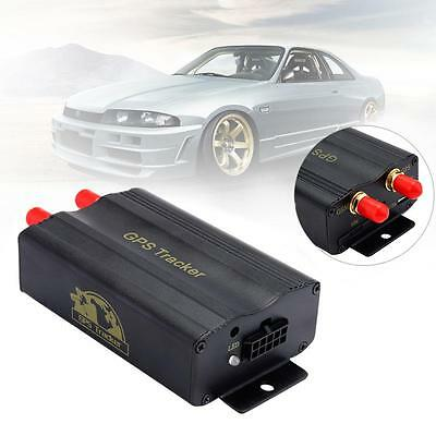 Car Auto Spy GPS/GSM/GPRS Tracker Tracking Realtime Vibration System TK103B AB