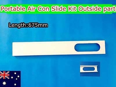 Portable Air Conditioner Spare Parts Window Slide Kit Outside Part Only