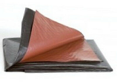 24 Foot 7 Inches by 18 Foot Polyex Pond Liner