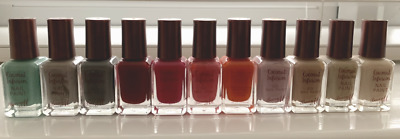 JOB LOT 11 x Barry M Coconut Infusion Nail Polish in 11 assorted shades
