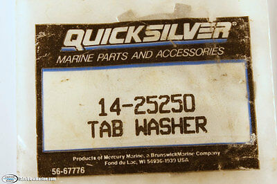 NEW Quicksilver 14 - 25250 Tab Washer