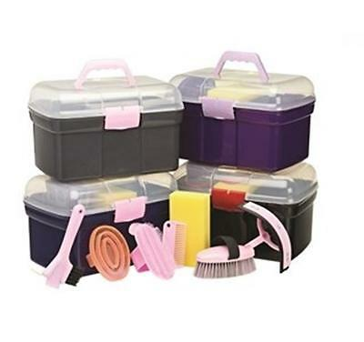 Cottage Craft Kids Full junior Grooming Kit Box, High quality items, pony horse