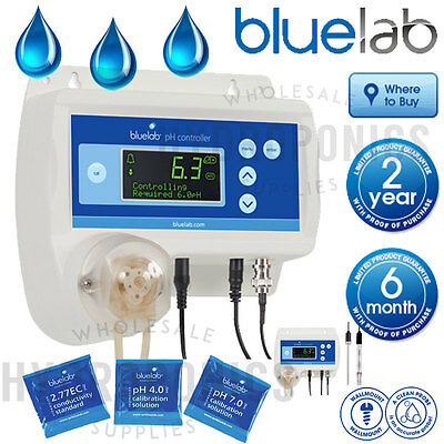 Bluelab pH Doser Automatic Dosing Controller Monitor - Blue Lab