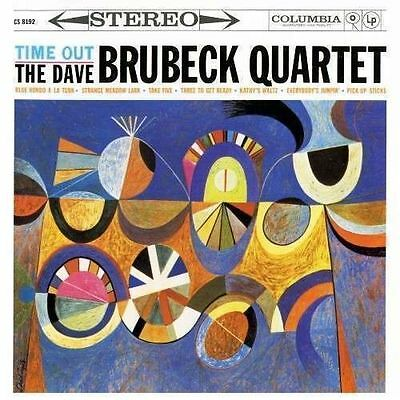 Dave Brubeck - Time Out +2 LPs 200g 45rpm++Analogue Productions+NEU+OVP