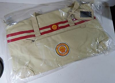 Retro Celebrating 90 Years Shell Oil Gas Car Beach Caring Bag Promotional #1