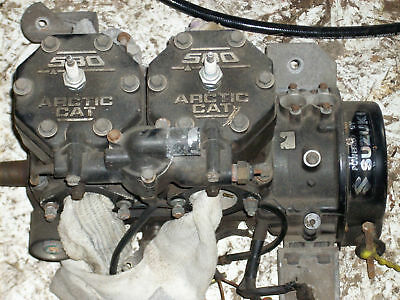 Arctic Cat Ext/pantera  580 L/c Engine