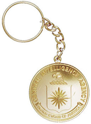 CIA Challenge Coin Key Chain