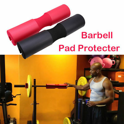 Barbell Pad Protector Weight Lifting Squat Shoulder Arm Sponge Support Cover