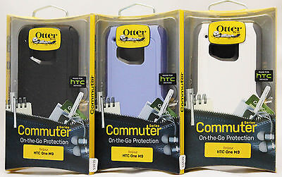 New OtterBox Commuter Series Case for HTC One M9 - 100% Authentic!