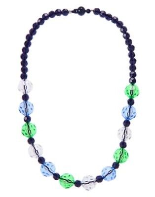 Gymboree Spring Prep Multi Color Beaded Necklace 1-Ct Nwt