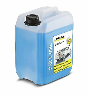 Kärcher 5L Canister Car Shampoo Pressure Washer Detergent NEW