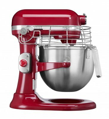 KitchenAid Commercial Stand Mixer, 7.6L, Empire Red, Dough / Pastry / Mixing