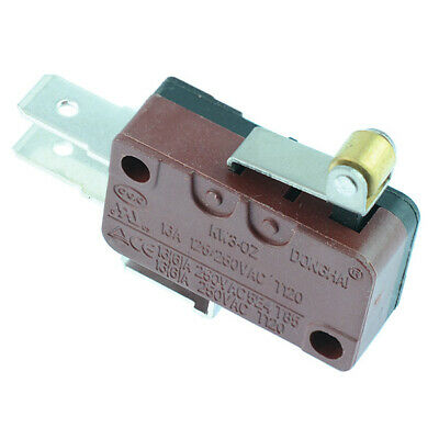 Short Roller Lever V3 Microswitch SPDT 16A Micro Switch