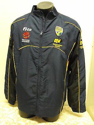 Gold Coast United Travel Jacket FI-TA Soccer/Football League (A-League)