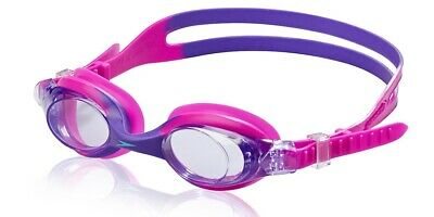 Speedo Kids Skoogles Goggle - Kids Recreational Swim Goggle - Glow Pink