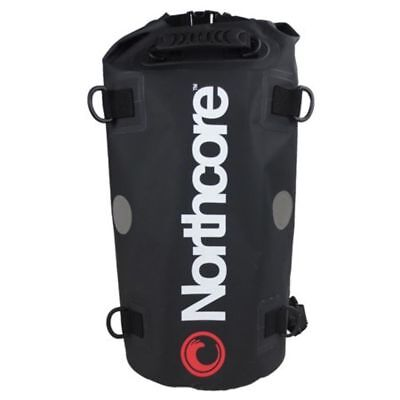 Northcore 40L Dry Bag (Black, 40L) Mens Unisex  New