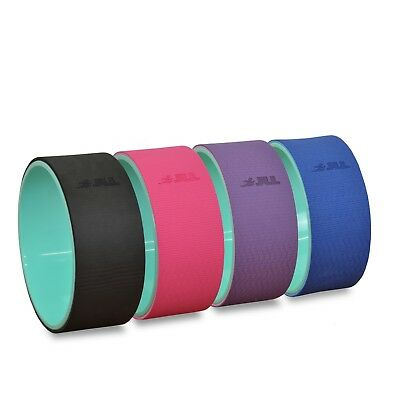 JLL® Yoga Wheel - Boxed product, Fitness, Pilates, Flexibility, Bend and Stretch