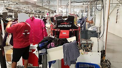 Unipress NT1 All in One Shirt Unit