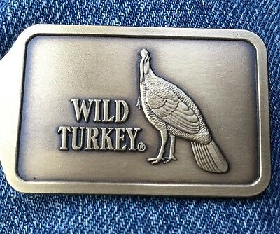 WILD TURKEY KEY CHAIN RING NEW Awesome FREE SHIPPING