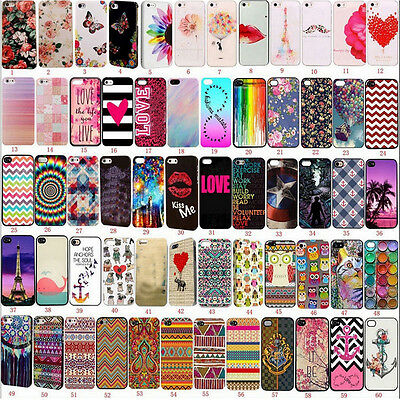 Funda Carcasa Fashion Patterned Hard Back Case Cover For Apple iPhone 6 / 6s