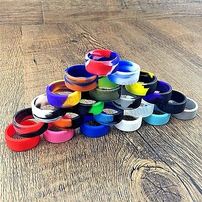 21mm Silicone Band Ring Bumper Cover Wholesale Option
