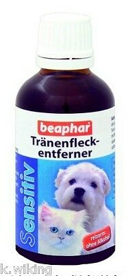 Beaphar Sensitive 1.69Oz Tears Patch FurtherTear Stains Away Remover