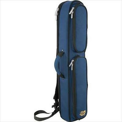 Tom and Will BLUE + BLACK Soprano Saxophone Gig Bag 36SSX-387 **NEW**