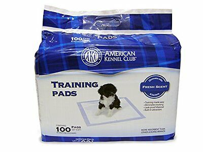 AKC Training Pads, 100-Pack
